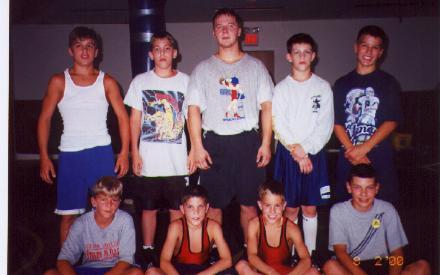 CJA Wrestlers